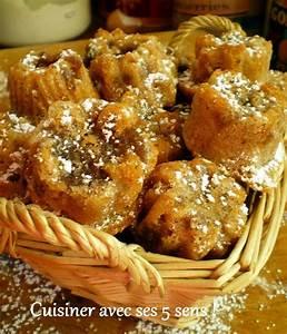 muffins a la creme de marrons cuisiner avec ses 5 sens With cuisiner des marrons