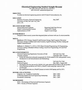 sample resume format pdf best resume gallery With free resume templates pdf format