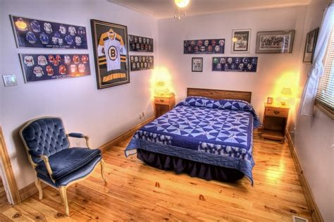 13 Best Images About Hockey Bedroom On Pinterest