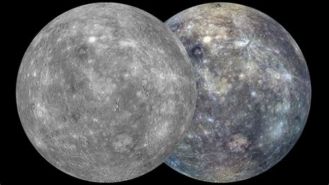 Planet Mercury Fully Mapped For First Time Messenger
