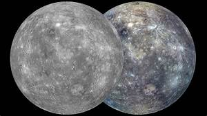 Mercury Planet Map - Pics about space