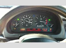 2004 BMW X5 E53 Instrument Cluster Test YouTube