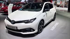 Essai Toyota Auris Hybride 2017 : toyota auris hybrid 2017 in detail review walkaround interior exterior youtube ~ Gottalentnigeria.com Avis de Voitures