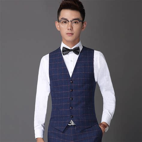 Ways of Wearing A Vest for Men u2013 Carey Fashion