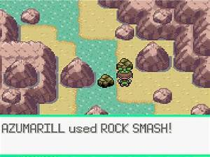 Get Hm Rock Smash In Poku00e9mon Emerald Step 4 Version 2