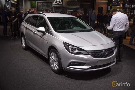 Opel Astra Sports Tourer 2018