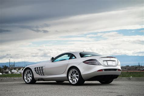 Just Listed: 2006 Mercedes-Benz SLR McLaren Coupe ...