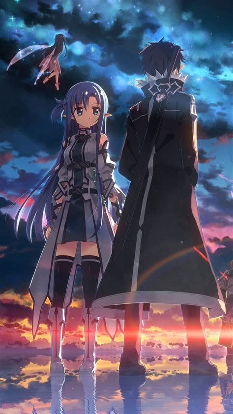 Anime Wallpaper Sao - sword phone wallpaper 71 images