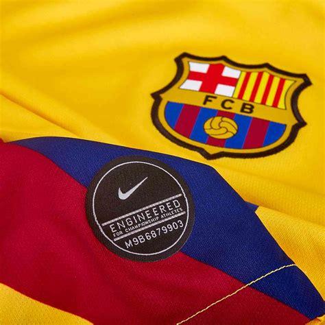 201920 Kids Lionel Messi Barcelona Away Jersey Soccer