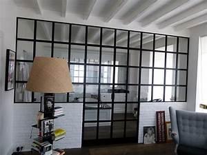 Salle De Bain Style Atelier : verri re salle de bains un style atelier pour votre salle de bain divinox ~ Teatrodelosmanantiales.com Idées de Décoration