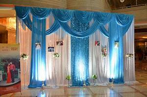 2014 new wedding drops 3X6Meters Ice Material Soft Wedding