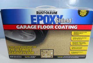 rust oleum epoxyshield garage floor coating kit rust oleum charcoal countertop transformations kit on