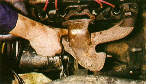 boucher trou pot echappement r 233 parer ou changer l 233 chappement d une voiture