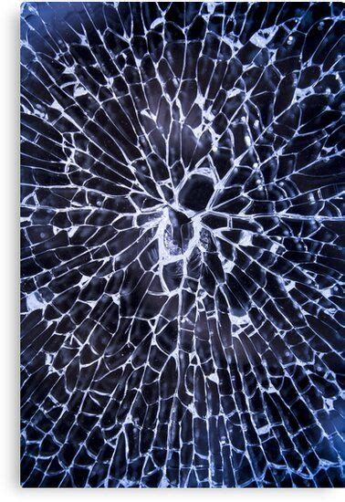 If you're looking for the best broken glass background then wallpapertag is the place to be. Broken Glass Cell Phone Screen Texture Shattered Cracked Canvas Print by ericthemagenta in 2021 ...