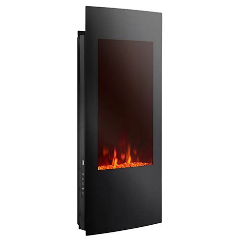 Focal Point Ebony Grand Black LED Electric fire