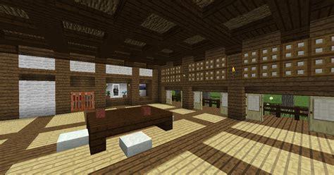 minecraft japanese house interior hawk haven