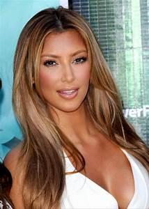 Couleur Cheveux Chocolat Caramel : belle couleur cheveux blond caramel pour femme ~ Melissatoandfro.com Idées de Décoration