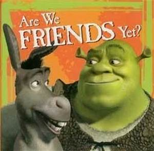 Donkey Shrek Movie Line Quotes. QuotesGram