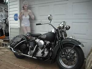 1940 El Harley Davidson For Sale On 2040