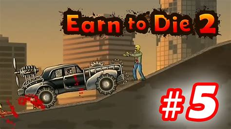Walkthrough Earn To Die 2