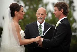 california wedding officiant non denominational minister With wedding ceremony for minister