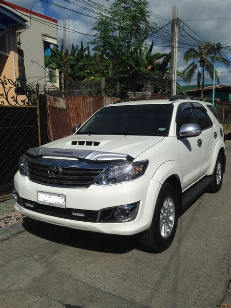 Toyota Fortuner 2014  Car For Sale Calabarzon