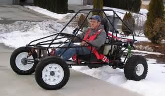 Off-Road Go Kart Plans