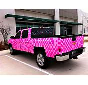 Affectionate Truck Mods  Pink Post It Pickup