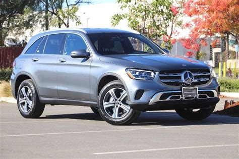 Automatic the glc is available in four trim levels: New 2021 Mercedes-Benz GLC GLC 300 4MATIC® SUV Sport ...