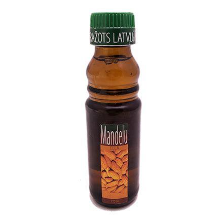 Mandeļu Eļļa, 110ml - Cikāde   Garšvielu Veikals Kuldīgā