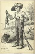 Tom Sawyer and Huckleb...Huckleberry Finn And Tom Sawyer