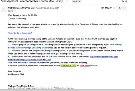 A doctor's letter, a psychological evaluation. Do I Need a Visa For Vietnam? YES! - Wanderluluu