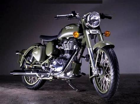 Estrella And Royal Enfield Bullet 350 by Updated Royal Enfield Classic Thunderbird Models To Be