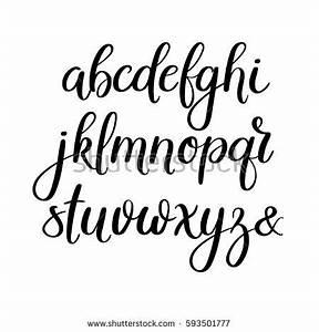 Different Calligraphy Styles Alphabet   www.pixshark.com ...