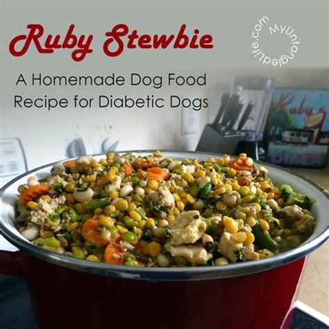 homemade dog food recipes  dog parent