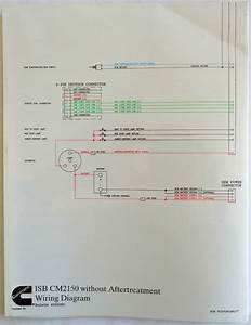 Cummins Laminated Isb Cm2150 Without Aftertreatment Wiring Diagram