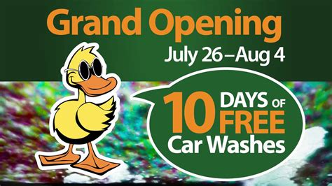 Quick Quack Car Wash new Spring location Now Open - YouTube