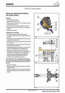 Claas Renault Atles 906 Tractor Service Manual Pdf