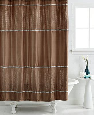 J New York Marquis Curtains by J New York Skyline 72 Quot X 72 Quot Shower Curtain