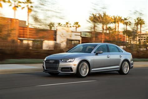 Audi A4 Named 2018 Carscom Luxury Car Of The Year Audi