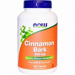 What Is The Best Cinnamon Supplement Brand To Take In 2017