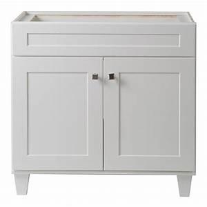 Home Decorators Collection Creeley 36 in Vanity Cabinet