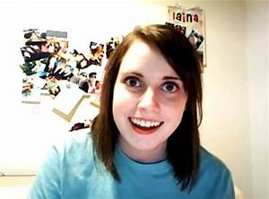 Overly Attached Girlfriend Blank Meme Template - Imgflip