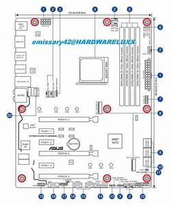 First Pictures And Layout Schematics Of The Asus X470
