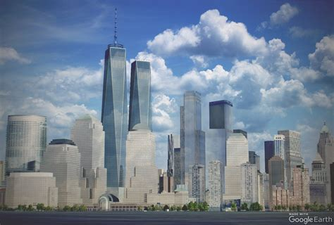 What If 2 World Trade Center Was A Second Freedom Tower