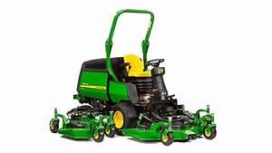 John Deere 1600 Series Iii Wide Area Mower Maintenance