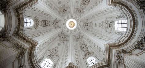 Cupola Sant Ivo Alla Sapienza by Sant Ivo Alla Sapienza By Borromini Romeing
