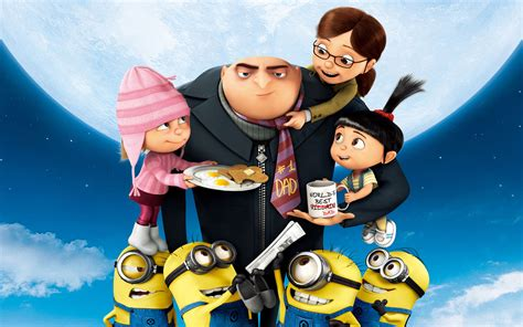 Movie Review Despicable Me 2 Woub Digital