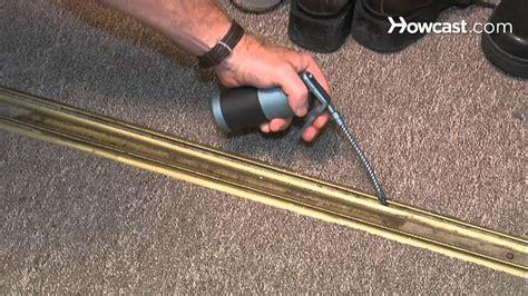 how to fix sliding closet doors