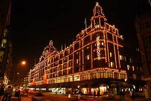 Top 10 Christmas Shops in London